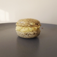 Earl Grey, Honey & Orange Macarons
