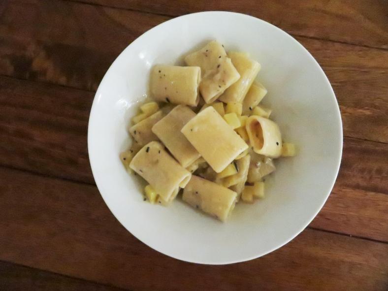 potato pasta