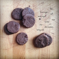 Chocolate Miso Cookies (aka The Best Chocolate Cookies)