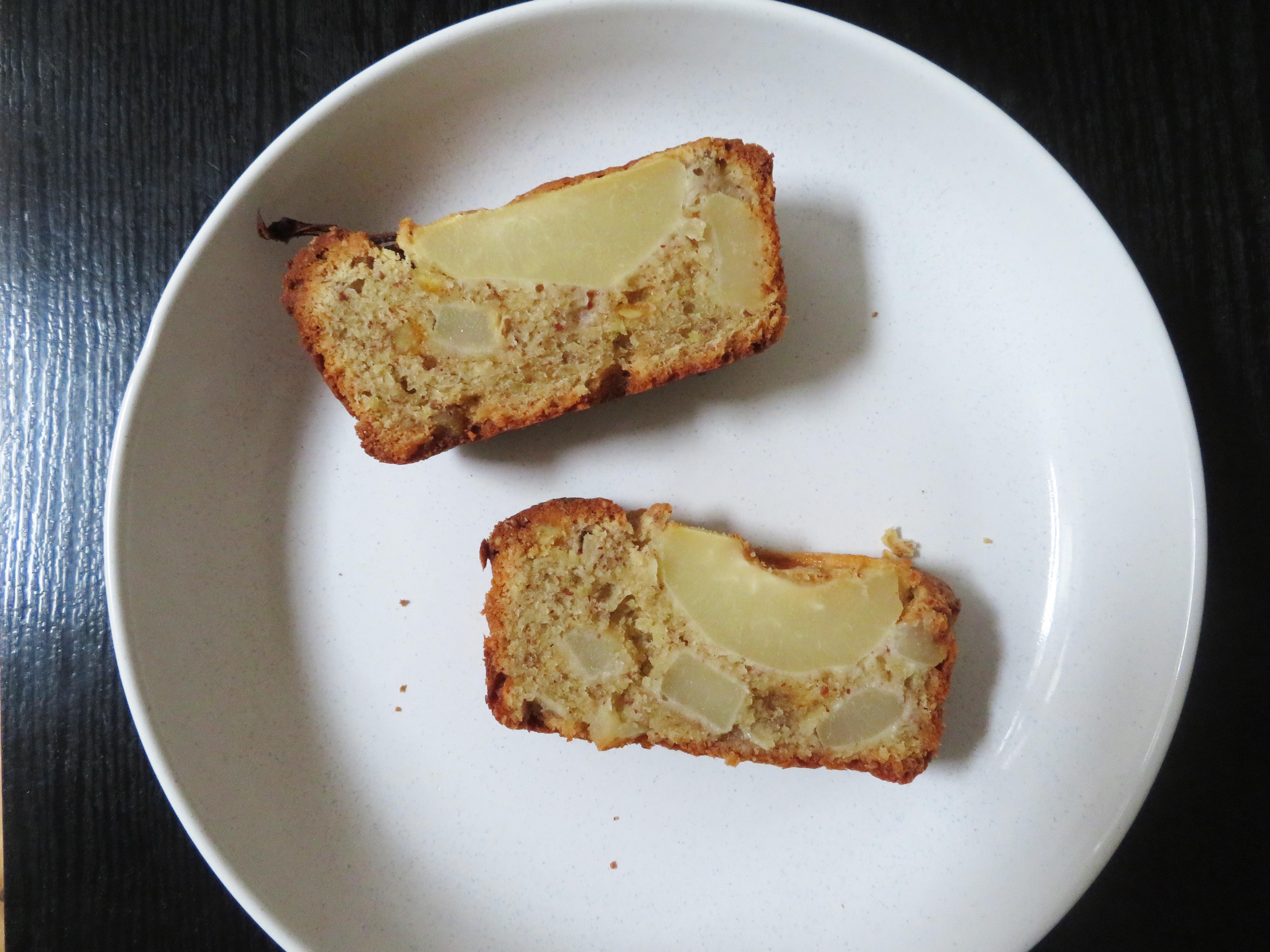 pear citrus cake